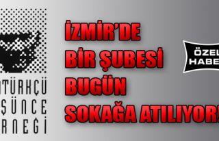 İzmir'de Bir ADD Şubesi Sokağa Atılıyor!