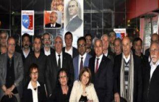 CHP Lyon Birliği Kuruldu