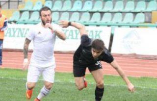 Kocaeli Birlikspor-Hatayspor: 1-1