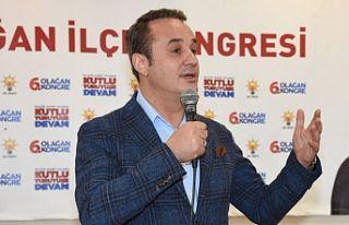 AK Parti İzmir'de seçim günü: İşte Şengül'ün...