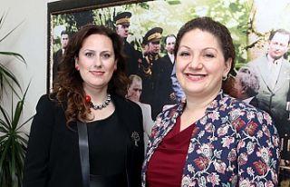 EGİKAD Başkanı Antitoros: Kadınlar, daha fazla...