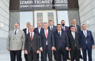İZTO'nun yeni başkanı Mahmut Özgener