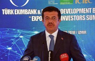 Zeybekçi İzmir'de konuştu: 2018 ihracatta...