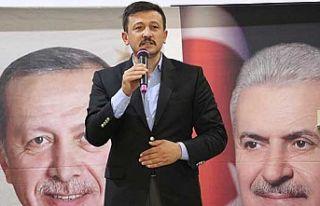 AK Partili Dağ'dan '15 vekil' hakkında...