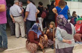 Aliağa'da köylüler ayaklandı!: Başkan bize...