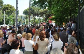 Atatürk Lisesi Müdürü'ne tepkiler dinmiyor:...