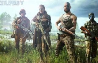 Battlefield 5 geliyor! İşte yeni oyunla ilgili ilk...