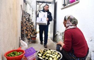 Büyükşehir'den 'Ramazan' dayanışması:...