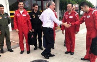Dekan ve SoloTürk'e 'İnce' cezası:...