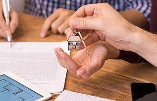 Ev kredisi düşüyor!