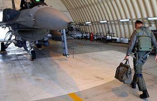 FETÖ'nün Hava Kuvvetleri Komutanlığı yapılanmasına...