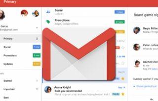 Gmail'i artık çevrimdışı kullanabilirsiniz!...