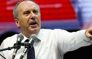 İnce'den Erdoğan'a TV çağrısı: Tartışalım