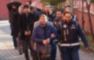 İzmir'de suç örgütüne operasyon