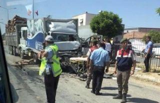 İzmir'de zincirleme kaza