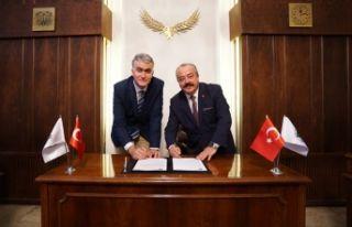 İzmir ve Antalya Ticaret Borsası imzaları attı:...