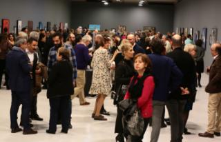 İzmir'de sanat aşkının simgesi: Folkart Gallery