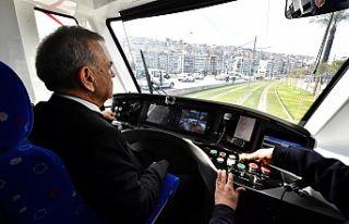 Konak tramvayı ücretli oluyor: Otobüs seferleri...