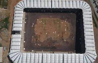 Manisa'da stat müjdesi: Çatı tamam