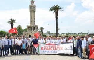 Memur-Sen İzmir'den Fransa'ya tepki