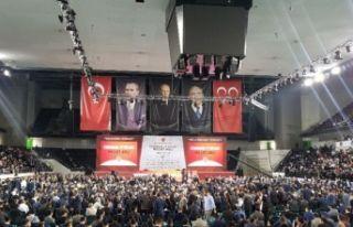 MHP'nin seçim bildirgesi açıklandı