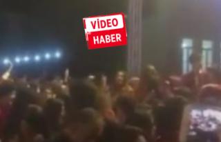 Müdür 'İzmir Marşı'na kızdı, pop...