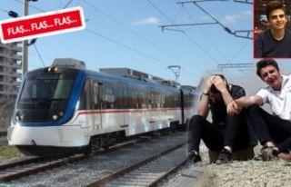 Trenin çarptığı liseli Berkay, mezuniyetine 2...