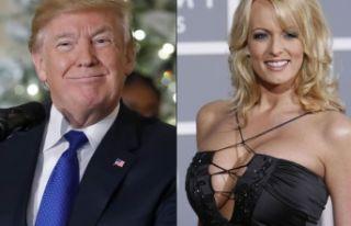 Trump, porno yıldızıyla ilişkisini kabul etti