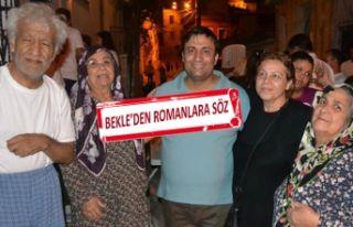 Cemal Bekle: Tüm Türkiye'deki Romanlar için...