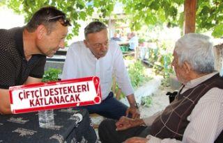 CHP'li Bayır'dan 'tarım' çıkışı!