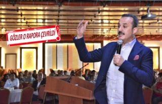 AK Parti'de değişim, Şengül'ün raporu...