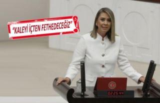 AK Parti İzmir Milletvekili Çankırı'dan yerel...