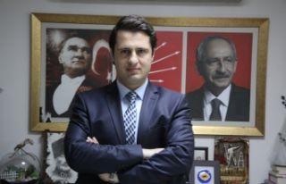 CHP İl Başkanı Yücel'den kurultay talebine...