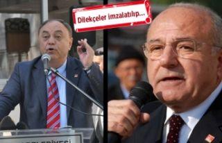 CHP İzmir'de, eski il başkanlarından 'kurultay'...