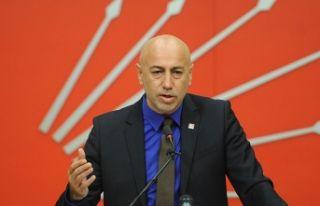 CHP'li Aksünger'den yeni açıklama: Ortada...