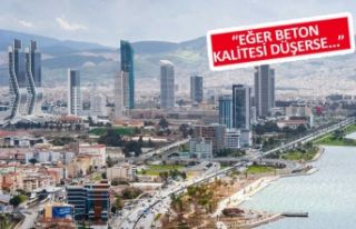 İMO'dan İzmir'i endişelendiren açıklama