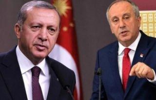 İnce'den Erdoğan'a yanıt: Elinde belge...