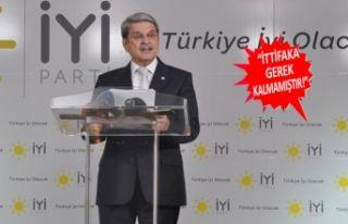 İYİ Parti Sözcüsü Çıray: Millet İttifakı...