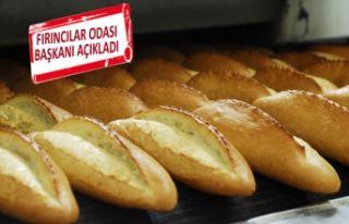 İzmir'de ekmeğe zam mı geliyor?