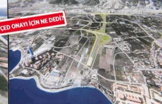İzmir Körfez Geçişi Projesi'nde bilirkişi...