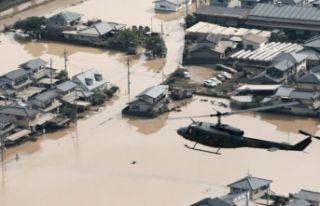 Japonya'da facia: Ölü sayısı 100'ü...
