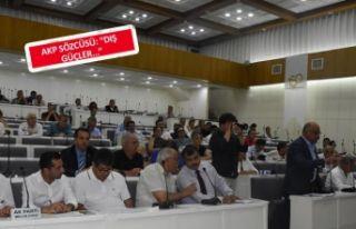Konak Meclisi'nde, 'Madımak' tartışması