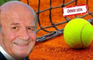 Küçük Kulüp'te 9 Eylül Tenis Turnuvası,...