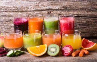 Sağlıklı içeceklerle hem serinle hem zayıfla!