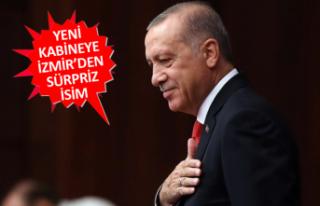 Yeni sistemin ilk Tarım ve Orman Bakanı İzmir'den