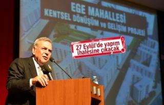 Mahkeme, İzmir'deki 'büyük dönüşümün'...