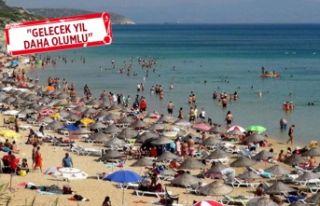 Egeli turizmcilerden yaza 'mutlu' veda