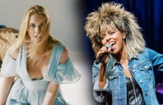 Serel Yereli'den Tina Turner sürprizi!
