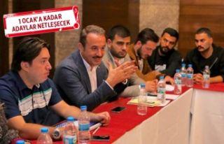 AK Partili Şengül'den 'kamp' mesajları