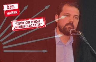 CHP Konak İlçe Başkanı Gruşçu'dan flaş...